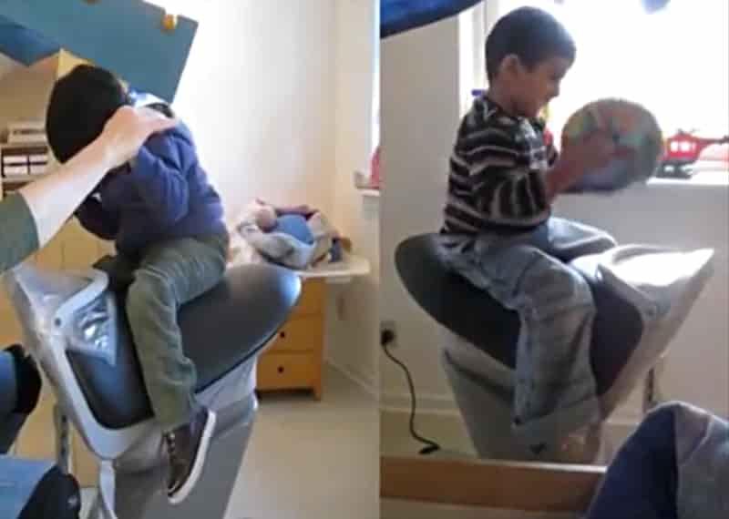 Handicapridning for børn med handicap