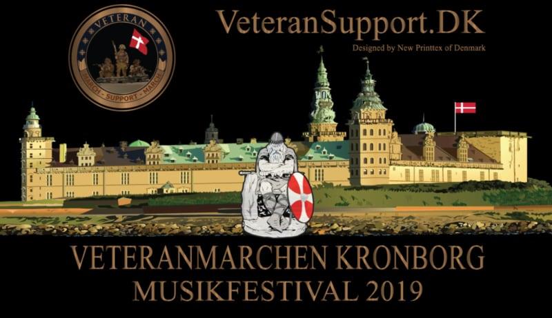 Veteranmarch Kronborg