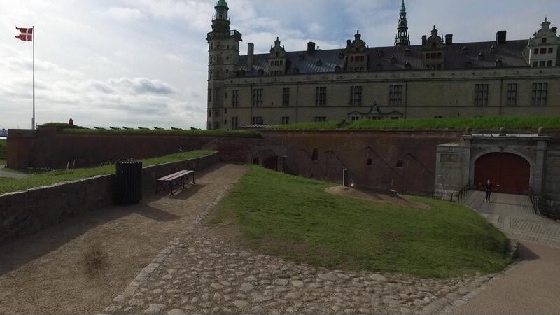 Aktivitetscykling med video Danmark Kronborg-3-kopi