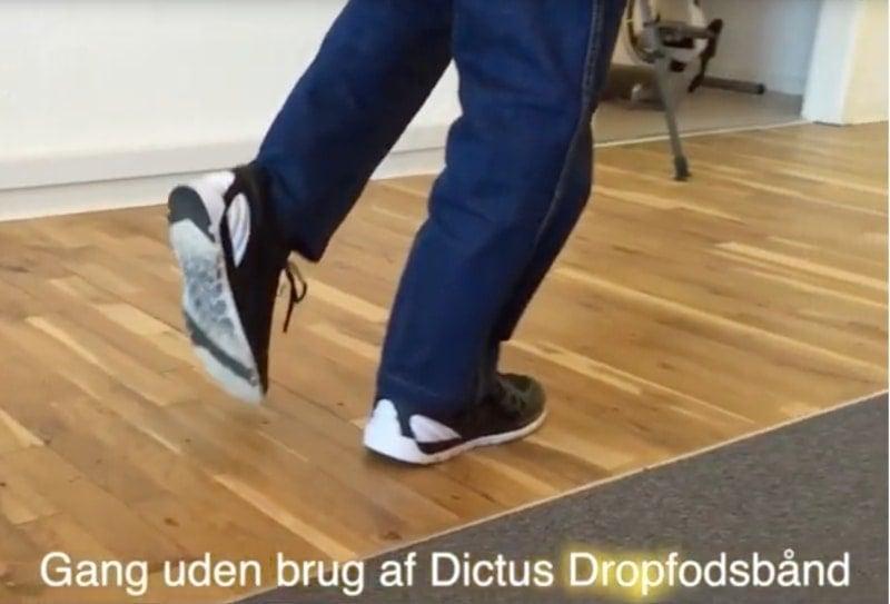 Dropfodsskinne - Dropfodsbånd