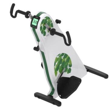 Exerciser used sitting