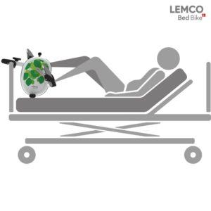 BedBike for hospital beds