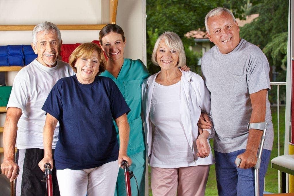 Løsninger til fysioterapi, genoptræning og vedligehold
