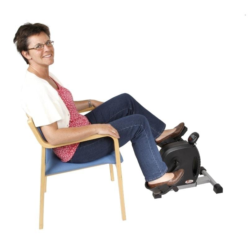 pedaltræner - sofacykel