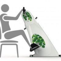 Træningscykwel til kørestol