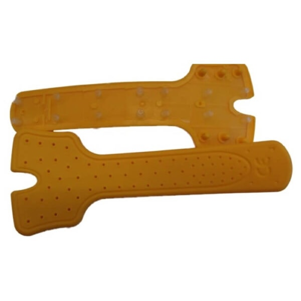 Underarmsbeskytter til FDI stok gul