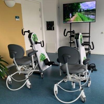 Træningsstol Vela Medical