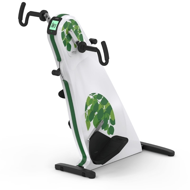 Motionscykel til benamputeret